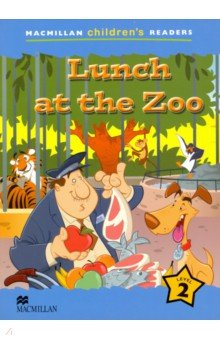 Lunch at the ZooЛитература на иностранном языке для детей<br>Lunch at the Zoo is a Level 2 reader. It s fun and informative subject matter will capture a child s interest in reading and learning English while reinforcing the basic structures and vocabulary found in most primary courses.<br>