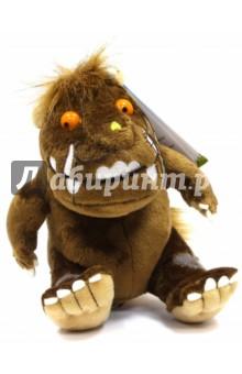 Груффало (игрушка мягкая, 18 см.)Мягкие игрушки<br>Игрушка мягконабивная Груффало.<br>Предназначена для детей старше 3-х лет.<br>Сделано в Индонезии.<br>