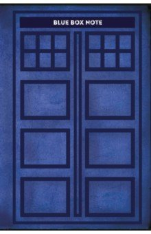 Blue Box Note. Космический блокнотБлокноты тематические<br>Загадочный блокнот в виде синей будки со слегка обгоревшими страницами, он преодолел время и пространство, чтобы оказаться в ваших руках. Теперь вы можете записывать в него свои мысли и мечты, рисовать фантастические картины и создавать космические коллажи! Наш блокнот наверняка вдохновит вас! Подарите себе этот удивительный блокнот. Удивляйте и экспериментируйте!<br>