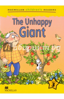 The Unhappy Giant. Level 3Литература на иностранном языке для детей<br>Macmillan Children s Readers: A variety of fiction and non-fiction titles in six levels for children aged from 6 to 12 years old.<br>Fun, cultural and informative, this series of readers offers an extensive range of fiction and non-fiction titles that reinforce the basic structures and vocabulary found in most primary courses.<br>Children will love the exciting adventures in stories such as Hide and Seek, A Hungry Visitor and A Thief in the Museum.<br>The Macmillan Children s Readers series can be used as supplementary reading material with any primary course.<br>