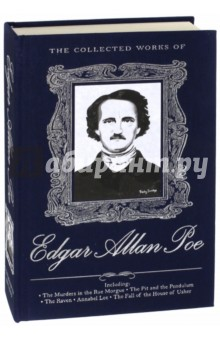 The Collected Works of Edgar Allan PoeХудожественная литература на англ. языке<br>Edgar Poe was born the son of itinerant actors on January 19th, 1809 in Boston, Massachusets. Abandoned by his father and the later death of his mother, he was taken into the foster care of John Allan, a Virginia tobacco farmer. Now styled as Edgar Allan Poe, he distinguished himself at the University of Virginia but was equally adept at collecting debts from his assiduous gambling. His stepfather s disapproval shattered their fragile relationship and Poe left home to seek his fortune. In 1836 he married his cousin Virginia but despite his prolific activities - journalism, poetry, lecturing, short stories, publishing, criticism and experimentation with fictional genres, including the detective novel which he virtually invented with the publication of The Murders in the Rue Morgue (1841) - he received scant recognition for his efforts until the publication of The Raven in 1845. The poem s instant popularity gave him a new visibility in literary circles, but his personal situation remained desperate: poverty, illness, drink, and the physical decline and ultimate death of Virginia in 1847 led to his untimely and premature decline. In 1849 he was found sick, injured and semi-conscious in a Baltimore tavern. Taken to hospital, he lingered on for four days, but never recovered and on October 7th Edgar Allan Poe died at the age of 40. He was one of the most original writers in the history of American letters - a genius who, thanks to his dire reputation, was tragically misunderstood during his lifetime. It was not until Baudelaire enthusiastically translated his work that he found a wider audience in Europe, and became not only an enormous influence on modern French literature but also on the acclaimed work of writers such as Dostoevsky, Conan Doyle and Jules Verne.<br>