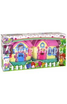 Дом (2 шт. в коробке, 42х21х6,5см) (100038078)Аксессуары для кукол<br>Домик.<br>В наборе: 2 шт. <br>Изготовлено из полимерных материалов.<br>Не рекомендовано детям младше 3-х лет. Содержит мелкие детали.<br>Сделано в Китае.<br>