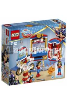 Конструктор LEGO SuperHero Girls. Дом Чудо-женщины (41235)Конструкторы из пластмассы и мягкого пластика<br>Конструктор LEGO SuperHero Girls. Дом Чудо-женщины.<br>Для детей 5-12 лет.<br>Упаковка: коробка, картон.<br>