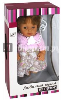 Кукла Пупс (со звуком, с аксессуарами) (101023574)Куклы<br>Кукла Пупс <br>Со звуками.<br>С аксессуарами. <br>Работает от батареек. <br>Материал: полимерные материалы с элементами из текстиля<br>Не рекомендовано детям младше 3-х лет. Содержит мелкие детали.<br>Сделано в Китае.<br>