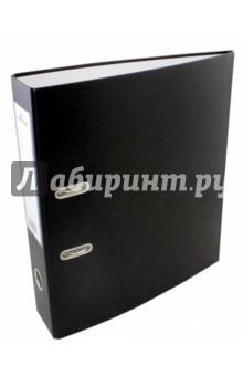 Папка-регистратор (A4, 70мм, черная) (3210-01)Папки-регистраторы<br>Папка - регистратор. <br>Формат: А4<br>Цвет: черный. <br>Ширина корешка: 70 мм.<br>