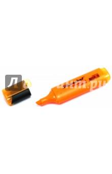 Текстовыделитель (1-4мм, оранжевый) (108032-06) Silwerhof