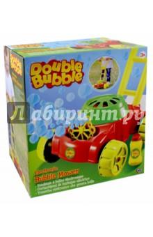 Газонокосилка с мыльными пузырями (1416347.00)Другие виды игрушек<br>Набор для пускания мыльных пузырей Газонокосилка.<br>В комплект входит: пузырикосилка, бутылочка (125 мл).<br>Состав: пластик, жидкость для мыльных пузырей.<br>Сделано в Китае.<br>