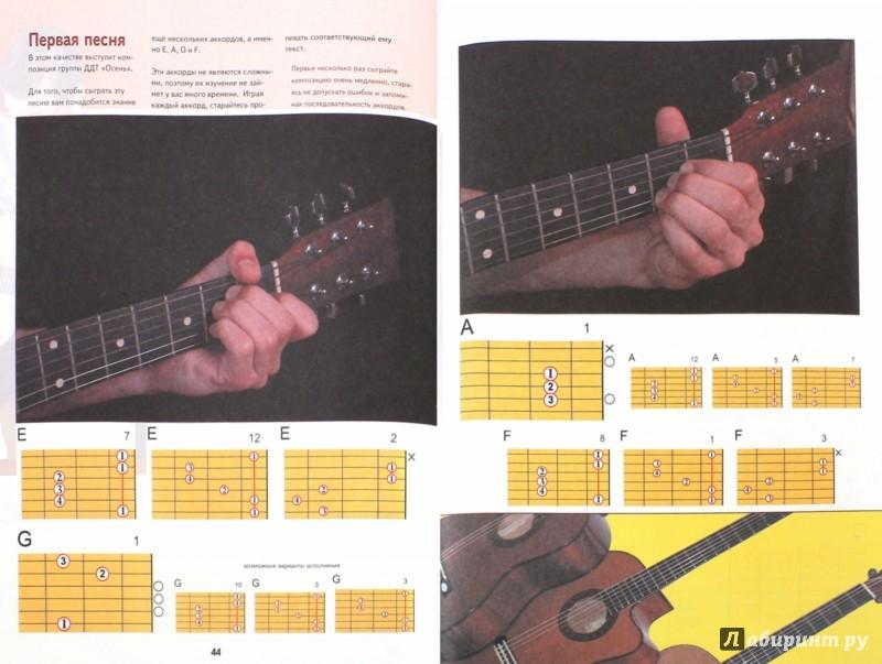 Обучение на гитаре с нуля в домашних условиях