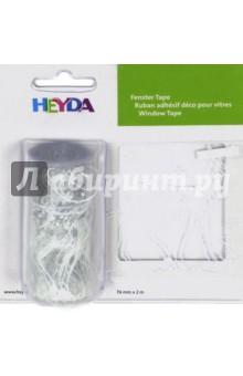 Наклейка многоразовая Олень (76 мм х 2м)Наклейки детские<br>Декоративная наклейка Heyda. Благодаря красочному принту и крепкой клеевой основе поможет украсить вашу открытку, поделку или добавит новых красок в декор. Подходит для многоразового использования. Для лучшего эффекта - используйте наклейку на гладких поверхностях, разгладьте после поклейки. <br>Рисунок: Олень<br>Размер наклейки: 7,6 x 200 см.<br>