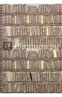 Тетрадь для конспектов, 96 листов, А4 Книги (ТСФ4964229)Тетради большеформатные<br>Тетрадь для конспектов.<br>96 листов.<br>Формат А4.<br>Тип бумаги: офсет.<br>Разлиновка: клетка.<br>Переплет: мелованный картон, тиснение золотой фольгой.<br>Крепление: двойная евроспираль.<br>Сделано в России.<br>