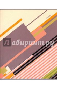 """Тетрадь 48 листов, клетка """"Стильная геометрия"""", 5 видов (ТК485318) Эксмо-Канц"""
