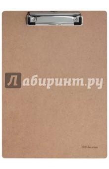 Папка клип-борд А4 древесная плита, бежевый (E9226)Папки с зажимами, планшеты<br>Папка клип-борд.<br>Формат А4.<br>Материал: древесная плита, металл.<br>Сделано в Китае.<br>