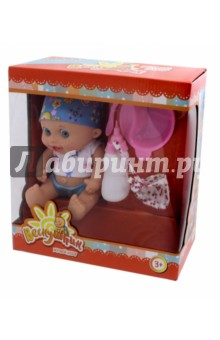 Пупс Веснушкин с аксессуарами в коробке (Т10574)Куклы<br>Пупс с аксессуарами (4 шт).<br>Материал: пластмасса, текстильные материалы.<br>Не предназначено для детей младше 3 лет.<br>Сделано в Китае.<br>