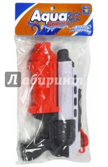 Водный пистолет, помповый (32 см) (Т59454)Игровое оружие<br>Водный пистолет, помповый.<br>Материал: полимерные материалы. <br>Не рекомендовано детям младше 3-х лет. Содержит мелкие детали. <br>Сделано в Китае.<br>