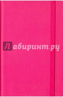 Записная книжка Lifestyle, 96 листов (AZ110/berry)Записные книжки средние (формат А6)<br>Обложка - твердая, приятный на ощупь европейский переплетный материал, цвет - малиновый. <br>Блок - клетка, 192 стр., прямые уголки, 1 широкое ляссе, информационный блок, бумага: 100 % белизны, 70 г/м2, печать 1+1.<br>Формат: 90х140.<br>