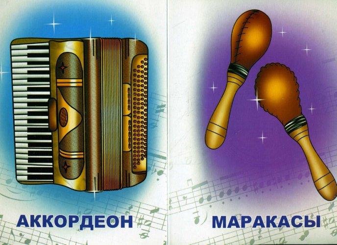 Иллюстрация 1 из 3 для Музыкальные инструменты   Лабиринт - книги. Источник: Лабиринт