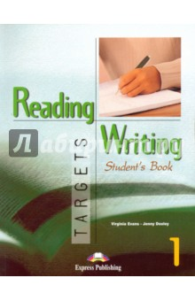 Reading &amp; Writing Targets 1. Students BookИзучение иностранного языка<br>Reading and Writing Targets 1 is the first book in a three-level writing series in full colour. Designed for learners at Beginner level, the book provides systematic development of reading and writing skills and can be used to supplement any main course at Beginner level.<br>