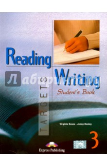 Reading &amp; Writing Targets 3. Students BookИзучение иностранного языка<br>Reading and Writing Targets 3 is the third book in a three-level writing series in full colour. Designed for learners at pre-intermediate level, the book provides systematic development of reading and writing skills and can be used to supplement any main course at pre-intermediate level.<br>