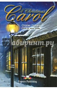 A Christmas CarolИзучение иностранного языка<br>The miserly Scrooge is content with his life until he receives some unusual visitors one Christmas Eve. Charles Dickens  famous ghost story takes us on a journey through the life of one man in Victorian London. <br>Retold by Jenny Dooley.<br>
