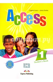 Access 1. Students Book. Beginner. УчебникИзучение иностранного языка<br>Access 1 is designed exclusively for students studying English at Beginner Level. It follows the principles of the Council of Europe Common Framework of Reference Level A1.<br>