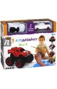 Игровой набор 3 в 1 Я Автодизайнер (M6540-1)Машины-игрушки<br>Игровой набор 3 в 1.<br>Характеристики: <br>- Мягкие колеса<br>- Съемный корпус<br>- Мощный привод для трюков<br>- Подъем на дыбы<br>- Преодолевает препятствия<br>- Кручение на задних колесах.<br>В состав набора входит полноприводная машинка с 2-мя корпусами под раскраску, набор красок (5 цветов) на водной основе, 2 кисточки и стаканчик.<br>Состав: полимерный материал с элементами из металла, акриловые краски на водной основе.<br>Не предназначено для детей до 3-х лет. Содержит мелкие детали.<br>Страна изготовления: Китай.<br>
