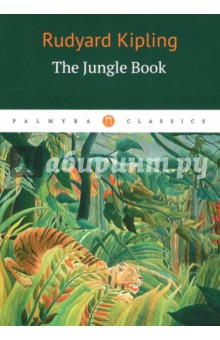 The Jungle BookХудожественная литература на англ. языке<br>The Jungle Book (1894) is a collection of fables using animals in an anthropomorphic manner to give moral lessons. The verses of The Law of the Jungle, for example, lay down rules for the safety of individuals, families, and communities.<br>