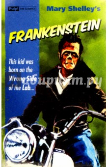 FrankensteinХудожественная литература на англ. языке<br>He s big, bad, and ugly, and he really wants a wife...<br>Frankenstein s monster is on the rampage: terrorizing the locals, unleashing murderous hell . . . and reading novels in his spare time.<br>Can his petrified creator stop this reign of horror before his girlfriend gets the chop?<br>