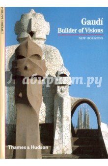 Gaudi. Builder Of VisionsКультура, искусство, наука на английском языке<br>Antoni Gaudi and his inimitable fluid, organic style, is inextricably linked with the city of Barcelona. His spectacular buildings - among them the Guell Palace and the monumental La Sagrada Familia - are eternal symbols of the city. This little book by Philippe Thiebaut invites the reader to explore the visual richness of Gaudi s creations in scores of well chosen illustrations. As well as revealing the architect s working and building methods, Thiebaut also discusses Barcelona s social and cultural background and the city s heritage as the capital of Art Nouveau.<br>