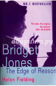 Bridget Jones: The Edge of ReasonХудожественная литература на англ. языке<br>First published in 1999, The Edge of Reason is the sequel to Helen Fielding s number one best-selling Bridget Jones s Diary. It has been turned into a film starring Renee Zellweger, Colin Firth and Hugh Grant. Bridget Jones: The Edge of Reason is followed by Bridget Jones: Mad About the Boy. The Wilderness Years are over! But not for long. At the end of Bridget Jones s Diary, Bridget hiccuped off into the sunset with man-of-her-dreams Mark Darcy. Now, in The Edge of Reason, she discovers what it is like when you have the man of your dreams actually in your flat and he hasn t done the washing-up, not just the whole of this week, but ever. Lurching through a morass of self-help-book theories and mad advice from Jude and Shazzer, struggling with a boyfriend-stealing ex-friend with thighs like a baby giraffe, an 8ft hole in the living-room wall, a mother obsessed with boiled-egg peelers, and a builder obsessed with large reservoir fish, Bridget embarks on a spiritual epiphany, which takes her from the cappuccino queues of Notting Hill to the palm- and magic-mushroom-kissed shores of ...Bridget is back. V.g.<br>