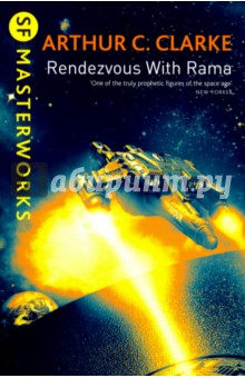 Rendezvous with RamaХудожественная литература на англ. языке<br>Rama is a vast alien spacecraft that enters the Solar System, A perfect cylinder some fifty kilometres long, spinning rapidly, racing through space, Rama is a technological marvel, a mysterious and deeply enigmatic alien artifact. It is Mankind s first visitor from the stars and must be investigated ...<br>