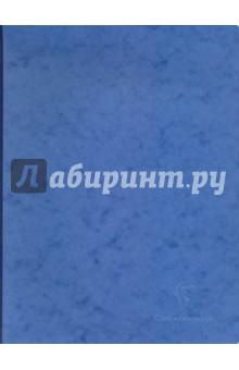 """Тетрадь для записей """"Essentials"""" (96 листов, нелинованная, голубая) (792404 С)"""