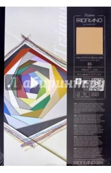 Бумага для пастели Tiziano (25 листов, А3,  №06) (72942106)Альбомы/папки для профессионального рисования<br>Листовая бумага для пастели серии Tiziano из фактурной бескислотной бумаги, которая изготавливается холодным прессованием из целлюлозы с добавлением хлопка, что придаёт ей высокую светостойкость. Сцепление материалов для живописи с поверхностью бумаги обеспечивается за счёт её зернистой (шероховатой) фактуры. Бумага Tiziano прекрасно подойдет не только для пастели, но и угля, сангины и сепии или аэрографа.<br>Формат: А3 (297х420 мм)<br>Количество листов: 25<br>Тип крепления: склейка.<br>Сделано в Италии.<br>