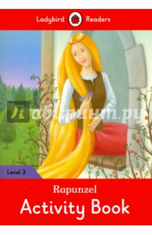 Rapunzel Activity Book - Ladybird Readers Level 3Литература на иностранном языке для детей<br>Taken from her parents by a witch, poor Rapunzel lives alone in a tower. Until, one day, a prince rides by . . .Ladybird Readers is a graded reading series of traditional tales, popular characters, modern stories, and non-fiction, written for young learners of English as a foreign or second language.Beautifully illustrated and carefully written, the series combines the best of Ladybird content with the structured language progression that will help children develop their reading, writing, speaking, listening and critical thinking skills.The five levels of Readers and Activity Books follow the CEFR framework and include language activities that provide preparation for the Cambridge English: Young Learners (YLE) Starters, Movers and Flyers exams.Rapunzel, a Level 3 Activity Book, is A1+ in the CEFR framework and supports YLE Movers exams. The activities encourage children to practice longer sentences with up to three clauses, some expression of future meaning, comparisons, contractions and relative clauses.<br>
