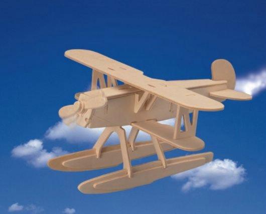 Иллюстрация 1 из 10 для Самолет-Хенкель НЕ51 | Лабиринт - игрушки. Источник: Лабиринт