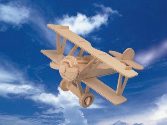 Иллюстрация 1 из 7 для Самолет-Ньюпорт 17 | Лабиринт - игрушки. Источник: Лабиринт