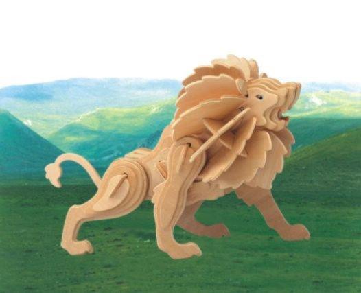 Иллюстрация 1 из 5 для Маленький лев   Лабиринт - игрушки. Источник: Лабиринт