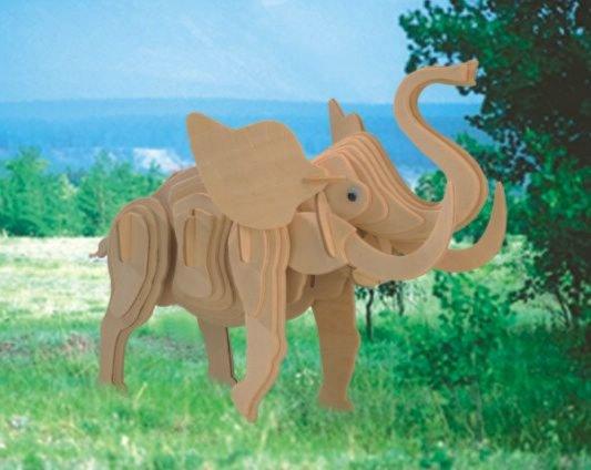 Иллюстрация 1 из 2 для Маленький слон   Лабиринт - игрушки. Источник: Лабиринт