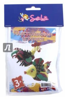 Пластилиновые игрушкиНаборы для лепки с игровыми элементами<br>Состав:<br>- пластилин;<br>- шишки.<br>Не рекомендуется детям до 3 лет.<br>Сделано в России.<br>