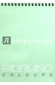 Блокнот 100 листов, А4 Writing Colors аквамарин (42129703)Альбомы/папки для профессионального рисования<br>Альбом для графики на спирали Fabriano Writing Colors.<br>Размер:  21х29,7 см <br>Количество листов: 100.<br>Цвет бумаги: аквамари<br>Сделано в Италии<br>