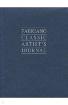Скетчбук 192 листа , Fabriano Classic artists journal. (48121630)Альбомы/папки для профессионального рисования<br>Блокнот для эскизов Fabriano Classic artist s journal.<br>Размер: 12x16 см.<br>Количество листов: 192  <br>Цвет бумаги: ice &amp;amp; ivory.<br>Сделано во Франции.<br>