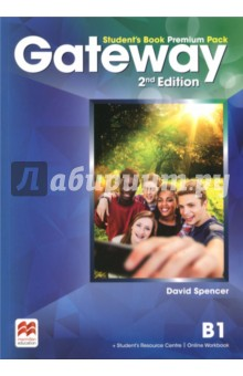Gateway B1. Students Book. Premium Pack (2nd Edition)Английский язык<br>The Student s Book Premium Pack contains the print Student s Book with a strong exams focus and exams task familiarisation throughout the Student s Book. Access code to the Online Workbook and the Student s Resource Centre which includes the Class audio, Workbook audio, Life skills and Flipped classroom videos and a downloadable Macmillan Reader.<br>2nd Edition.<br>