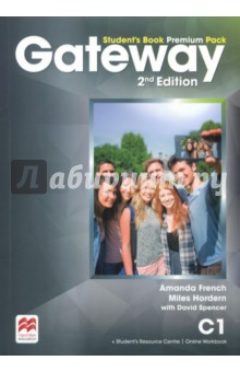 Gateway. C1. Students Book Premium PackАнглийский язык<br>Gateway 2nd Edition C1 is a new high level of the course. It supports students so that they are prepared to excel in exams. There is a focus on independent learning, thinking skills with Life skills lessons, Academic skills and Critical thinking activities. The Student s Book Premium Pack offers access to Student s Resource Centre and Online Workbook.<br>