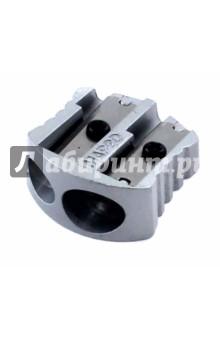 Точилка Metall (2 отверстия) (506700)Точилки<br>Точилка металлическая.<br>2 отверстия.<br>