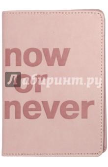Обложка для автодокументов, искуссвенная кожа, Now, pink (IDL007)Обложки для автодокументов<br>Обложка для автодокументов.<br>Формат 100х135 мм.<br>Искусственная кожа<br>Сделано в Китае.<br>