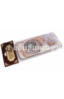 Коробочка для денег Путешествие (76358)Конверты для денег<br>Подарочная коробочка для денег.<br>Размер 16,6х7,6х1 см.<br>Материал: черный окрашенный металл.<br>Упаковка: пакет с подвесом.<br>Сделано в Китае.<br>