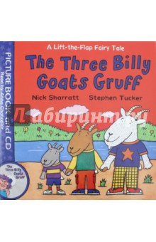 The Three Billy Goats Gruff (+CD)