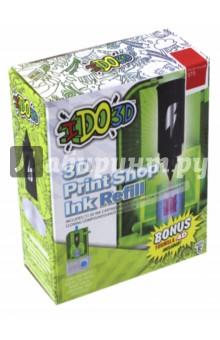 Картридж для 3D Пресс-машины Вертикаль, красный (164082)Сопутствующие товары для детского творчества<br>Сменный картридж для 3D Пресс-машины Вертикаль.<br>Будет хорошим дополнением к набору 3D Пресс-машины Вертикаль.<br>Комбинируйте картриджи разного цвета, чтобы создать многоцветный объёмный рисунок или поделку. После использования всей пасты из картриджа, его можно заменить на новый (продается отдельно, цвета в ассортименте).<br>Цвет: красный.<br>В наборе: картридж, полимер формулы 4D для изготовления собственных изделий.<br>Для детей от 8-ми лет.<br>Не рекомендуется детям до 3-х лет. Содержит мелкие детали.<br>Сделано в Китае.<br>