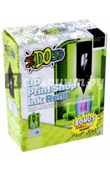 Картридж для 3D Пресс-машины Вертикаль, черный (164089)Сопутствующие товары для детского творчества<br>Сменный картридж для 3D Пресс-машины Вертикаль.<br>Будет хорошим дополнением к набору 3D Пресс-машины Вертикаль.<br>Комбинируйте картриджи разного цвета, чтобы создать многоцветный объёмный рисунок или поделку. После использования всей пасты из картриджа, его можно заменить на новый (продается отдельно, цвета в ассортименте).<br>Цвет: черный.<br>В наборе: картридж, полимер формулы 4D для изготовления собственных изделий.<br>Для детей от 8-ми лет.<br>Не рекомендуется детям до 3-х лет. Содержит мелкие детали.<br>Сделано в Китае.<br>