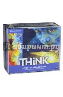 Think British English 1 Cl Aud CDs (3)Изучение иностранного языка<br>Challenge and inspire your teenage learners to think beyond language. Think is a fresh, vibrant and upbeat course designed to engage teenage learners and make them think. The Class Audio CDs contain all the audio to accompany the Students Book and Workbook at this level.<br>