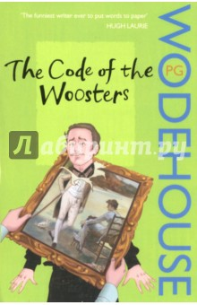 The Code of the WoostersХудожественная литература на англ. языке<br>A Jeeves and Wooster novel When Bertie Wooster goes to Totleigh Towers to pour oil on the troubled waters of a lovers  breach between Madeline Bassett and Gussie Fink-Nottle, he isn t expecting to see Aunt Dahlia there - nor to be instructed by her to steal some silver. But purloining the antique cow creamer from under the baleful nose of Sir Watkyn Bassett is the least of Bertie s tasks. He has to restore true love to both Madeline and Gussie and to the Revd  Stinker  Pinker and Stiffy Byng - and confound the insane ambitions of would-be Dictator Roderick Spode and his Black Shorts. It s a situation that only Jeeves can unravel. Writing at the very height of his powers, in The Code of the Woosters, P.G. Wodehouse delivers what might be the most delightfully funny book ever committed to paper.<br>
